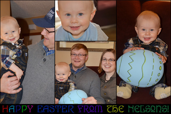 HappyEasterfromtheNelsons